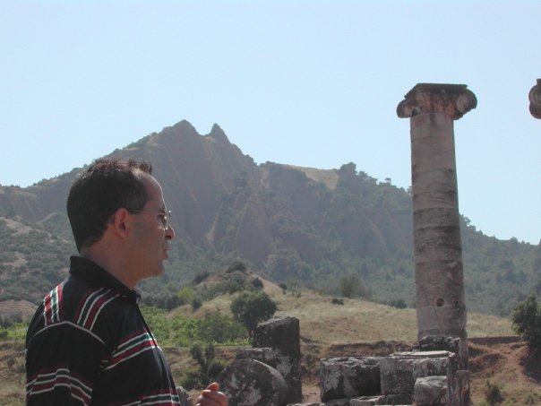 Sardis-Artemis Templet