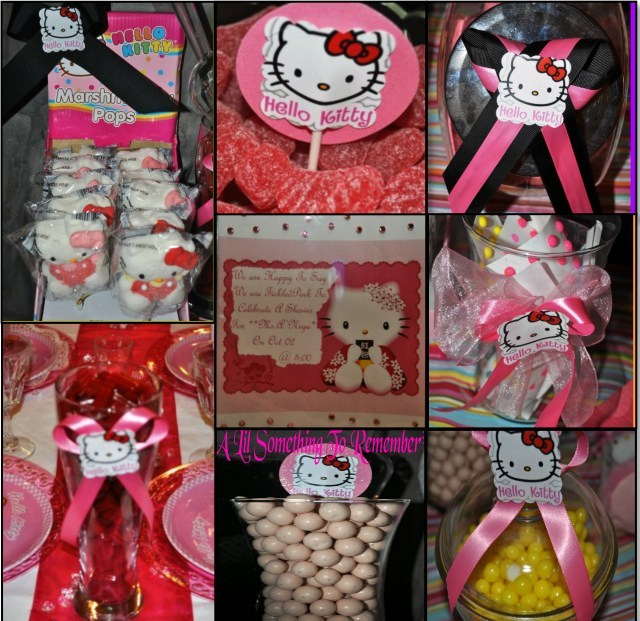 Baby Shower hello kitty