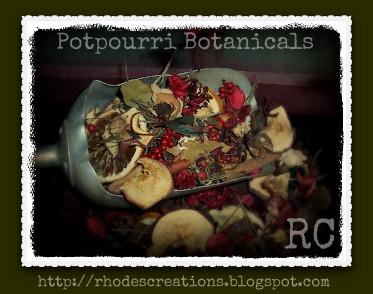 Potpouri Botanicals
