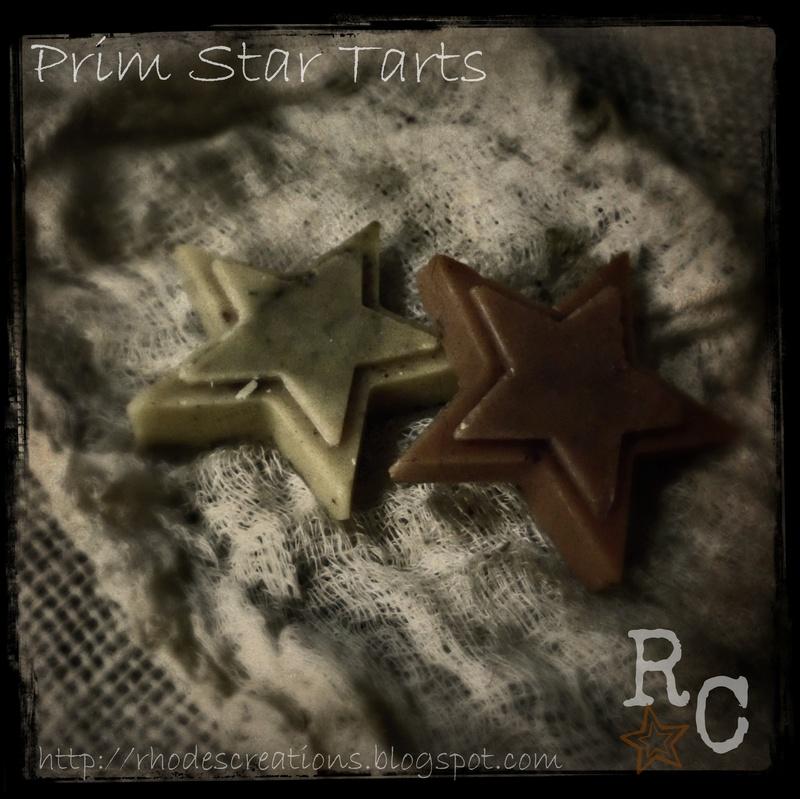 Prim Star Tarts
