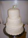 3-Tier Bridal Shower Cake