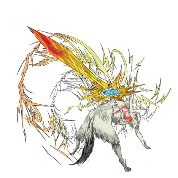 This is not a dump for fan characters - Page 2 Okami%20Amaterasu%20Thunder%20Edge
