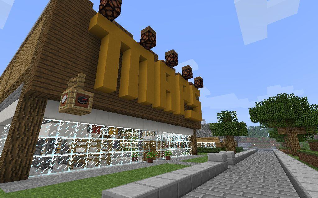 Map Shop now open!