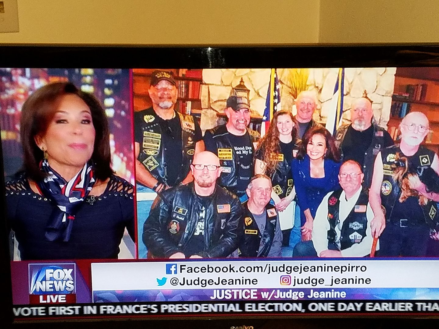 VBMC RECOGNIZED ON FOX NEWS CHANNEL