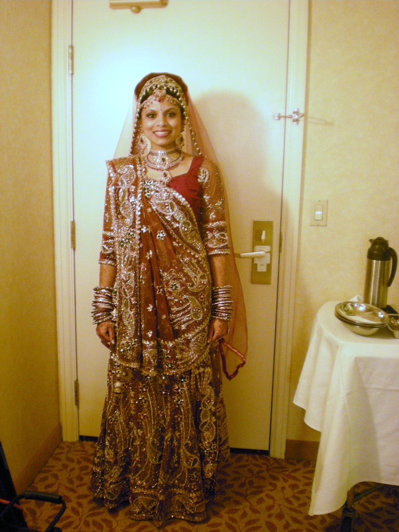 bride (dressup)