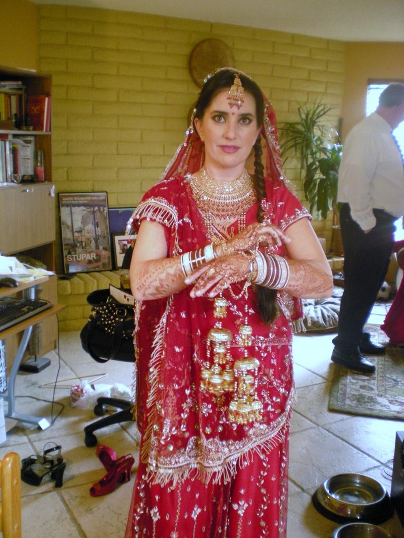 complete punjabi bride