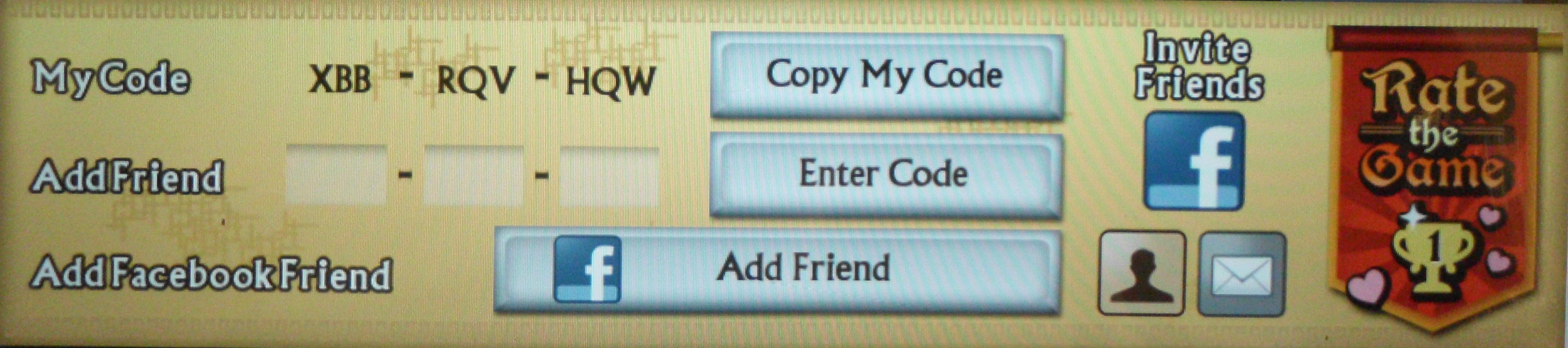 knights and dragons friend code cheat