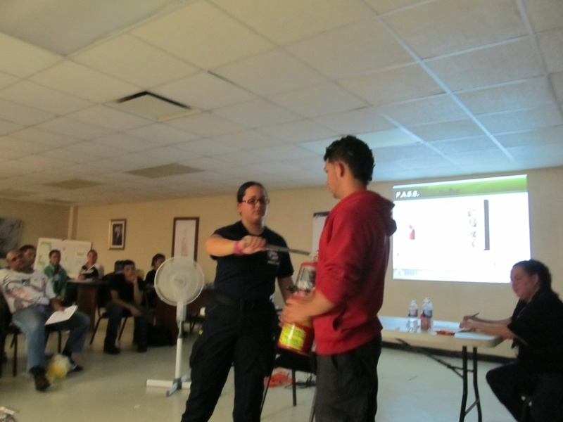 Yalimar - instructora Fuego