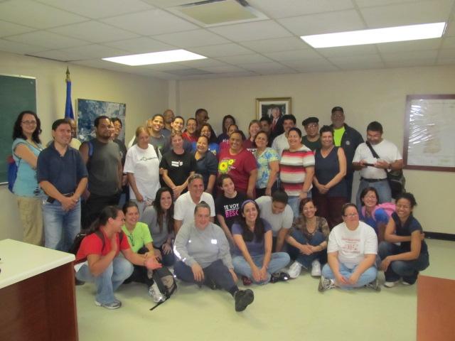 Grupo CERT Iglesias Unidas