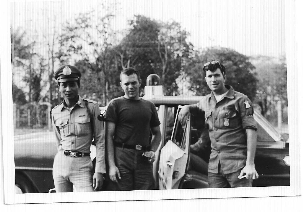 Convoy to Ubon 1969