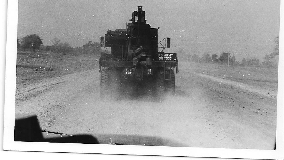 Convoy to Ubon
