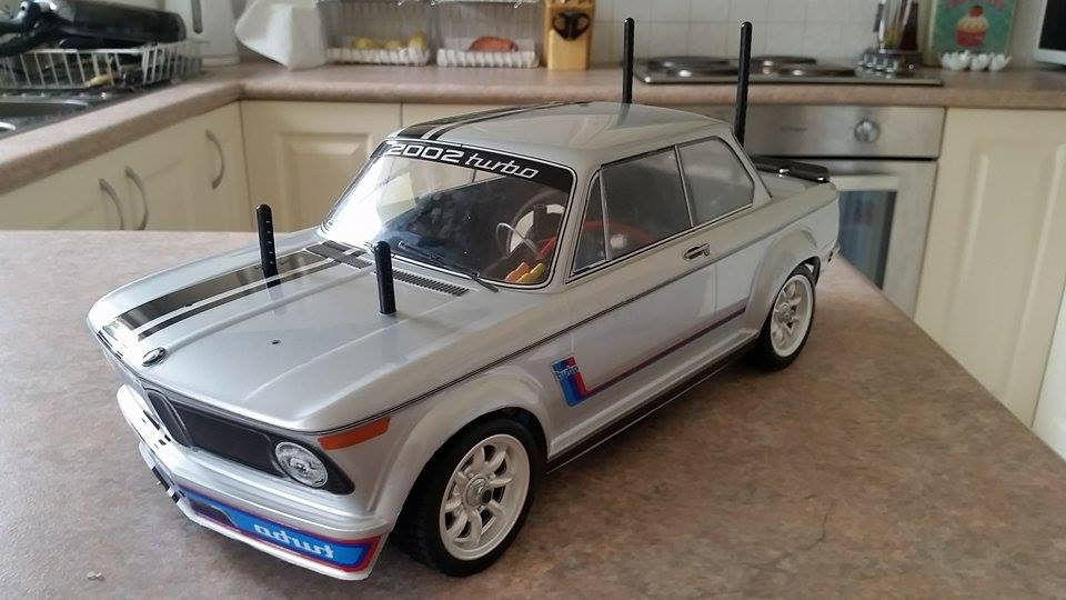 BMW 2002 Turbo for the M05