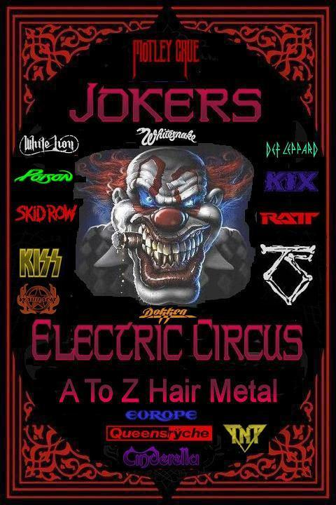 Joker Radio Show Flyer 2011
