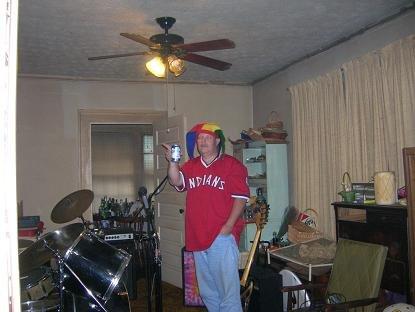 Joker At Redneck Daves Home