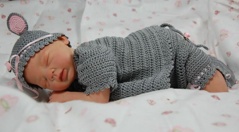 Reborn Piper by Angie Jones of Lil Dumplins Nursery