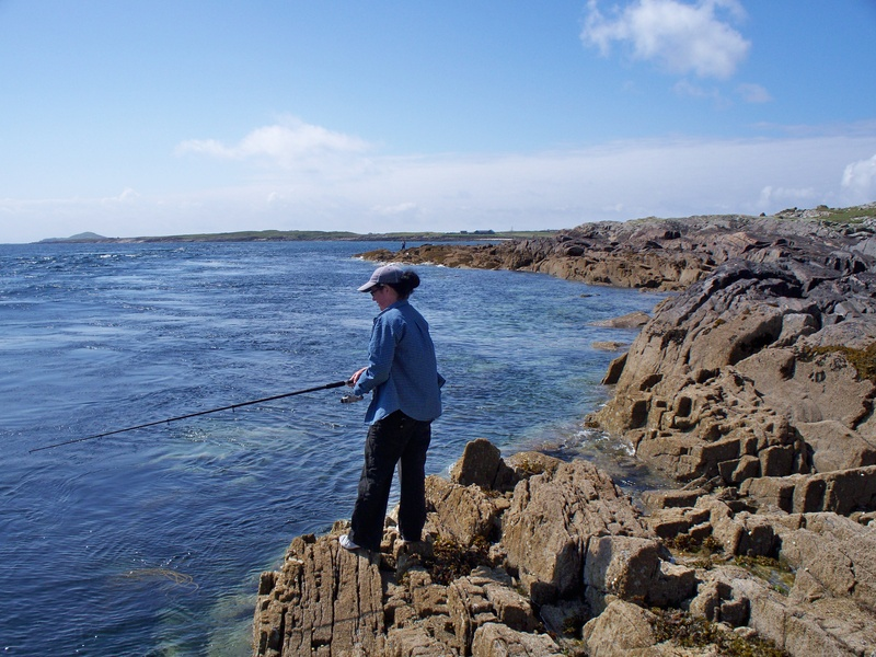 Clifden Blueway Fishing