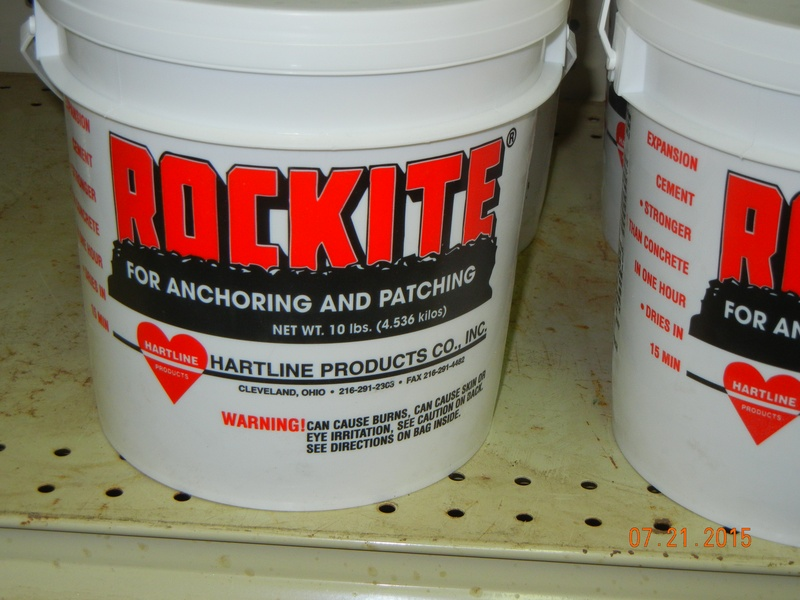 Rockite Hydraulic Cement