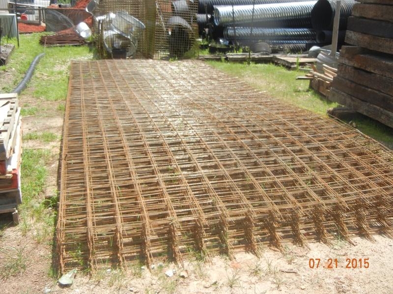 Flat Concrete Wire
