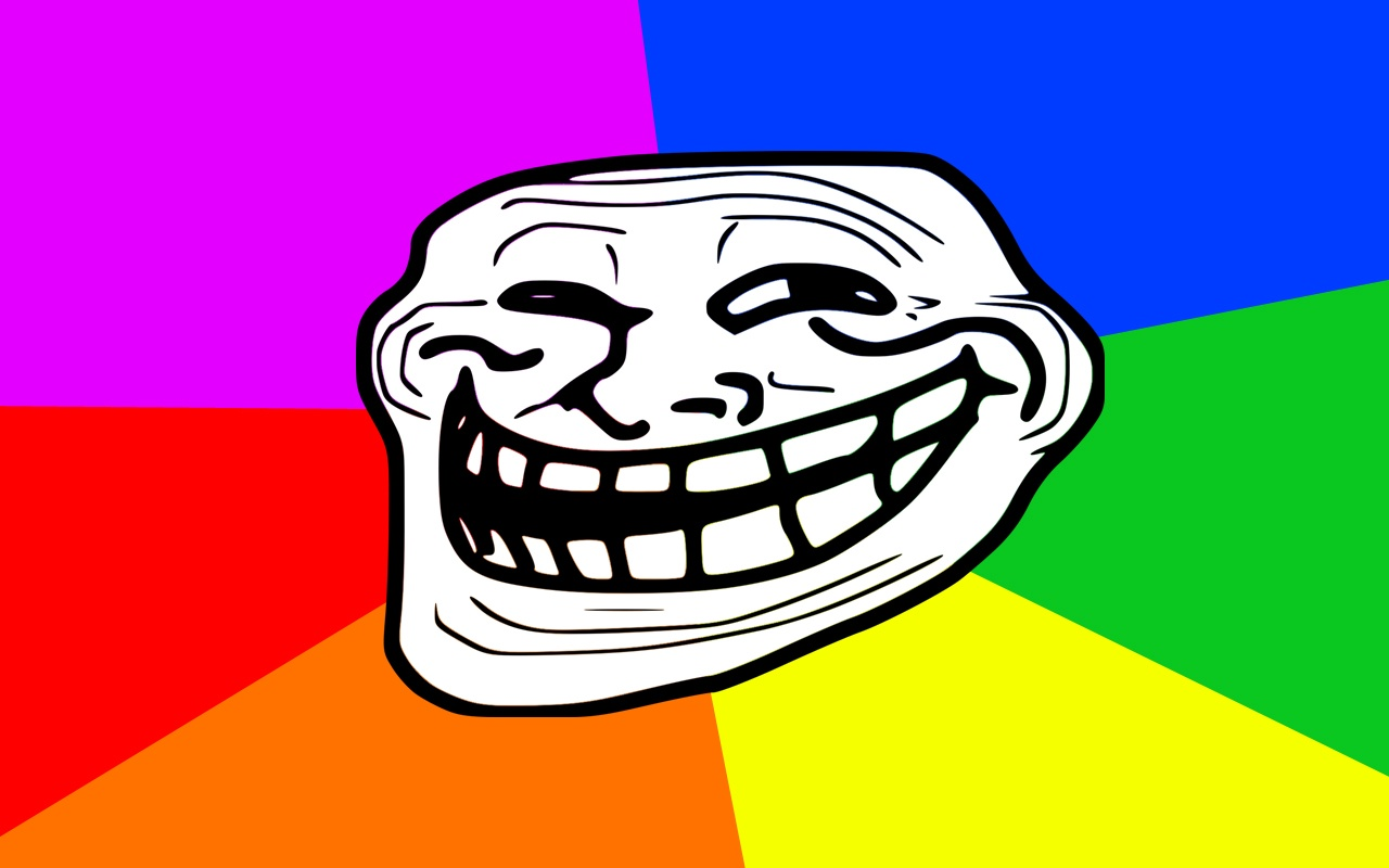 Troll Face - GIFs For All Occasions