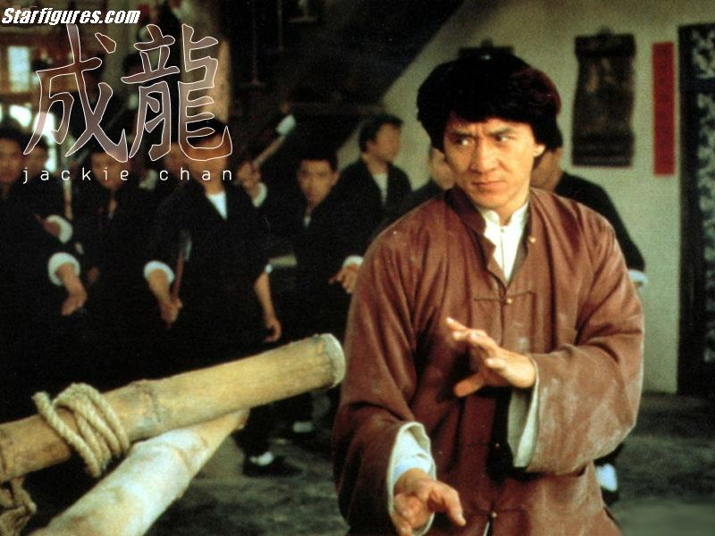 Drunken Master 2 /Beware those poles