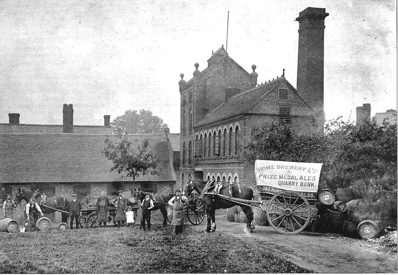 Quarry Bank. 1900s.