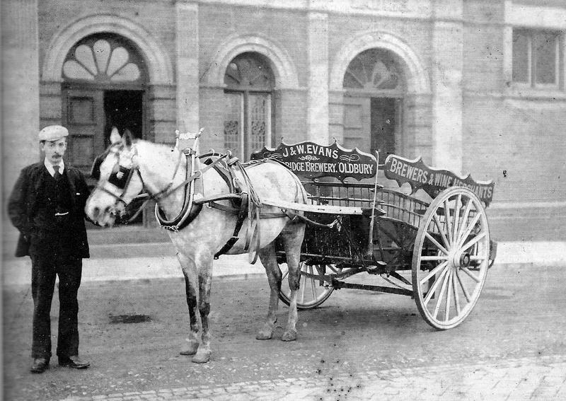 Oldbury. 1910.