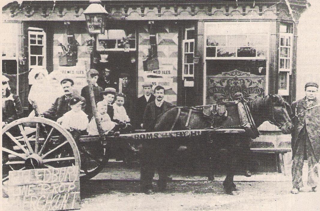 Hasbury, Halesowen. 1890s