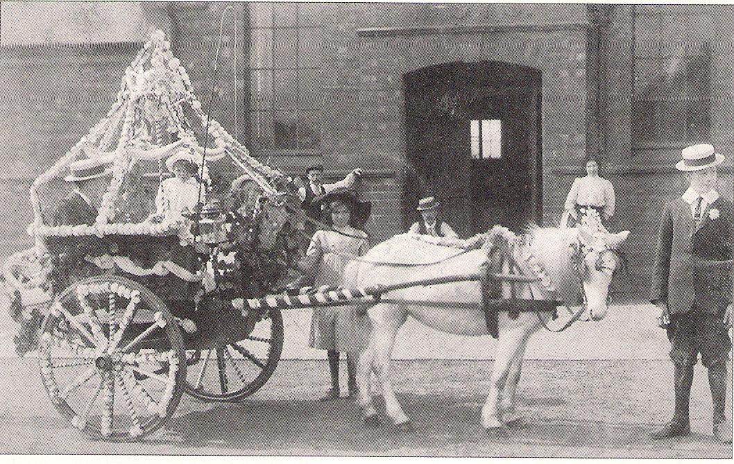 Carnival Time. 1902.