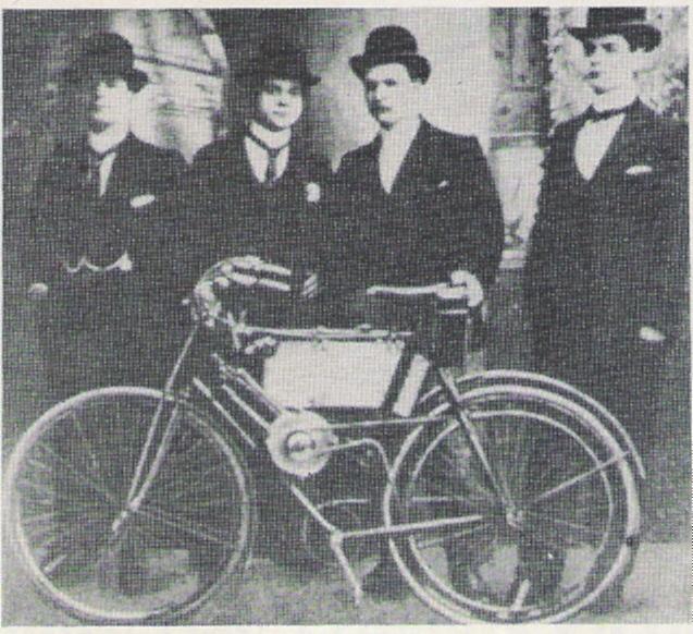 Wolverhampton. 1898.