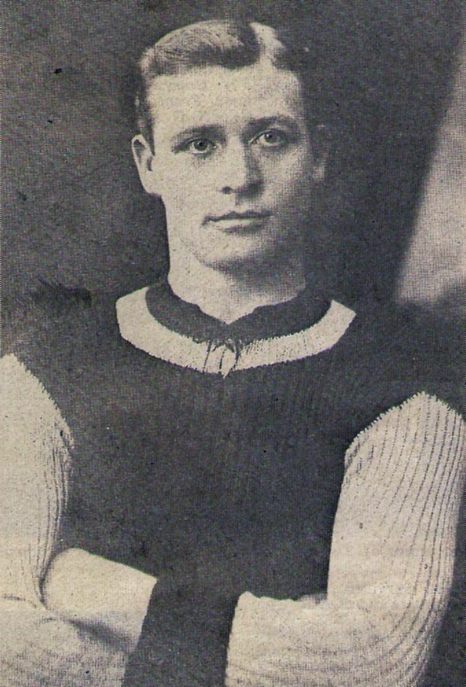 George ( Abner ) Harris. c 1905.