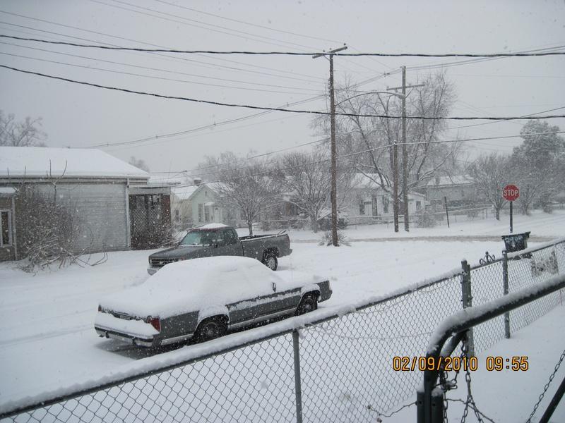 Jan '10 Snowstorm