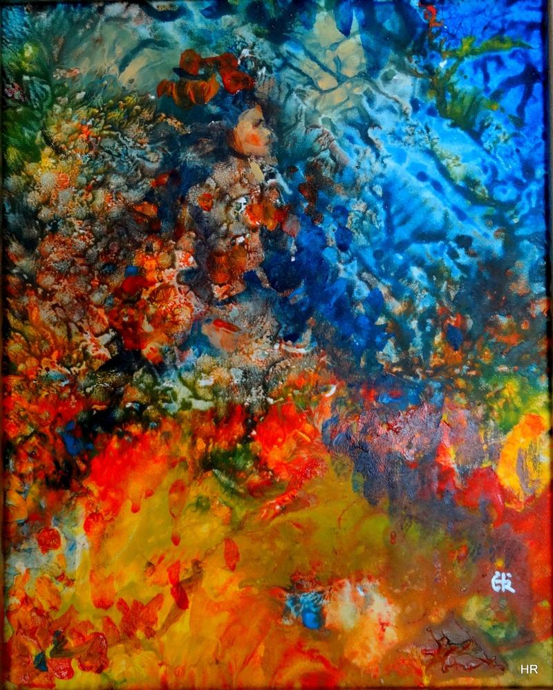 TERPSICHORE IN FLOWERS