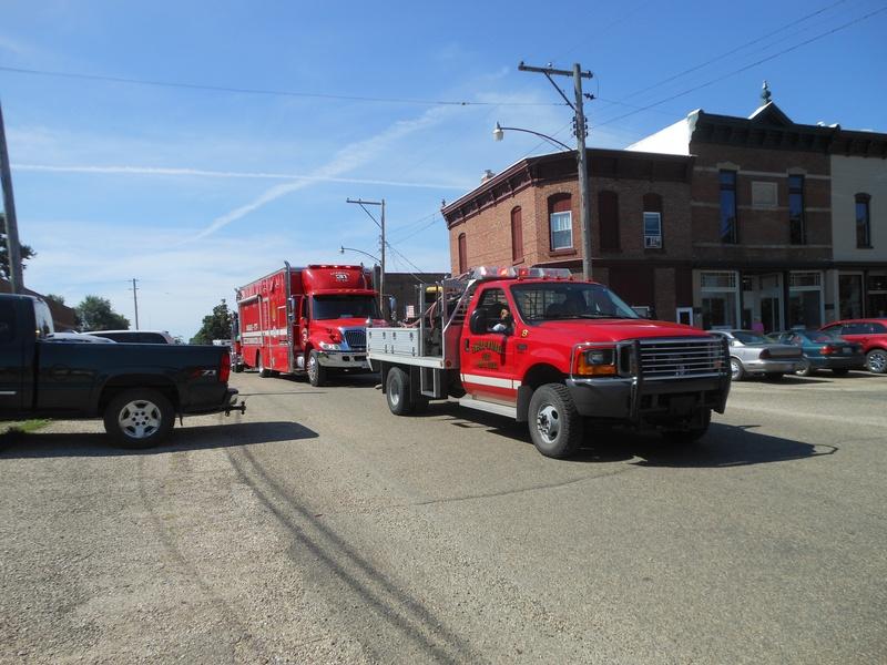 More Fire Equipment