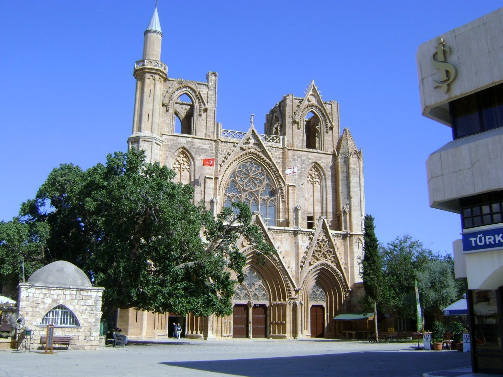 St Nicholas's Cathedral, Cyprus