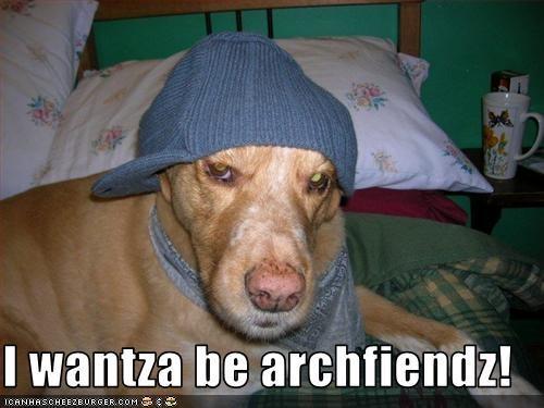 I r Archfeendz
