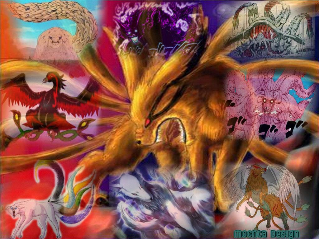Naruto Tailed Beasts