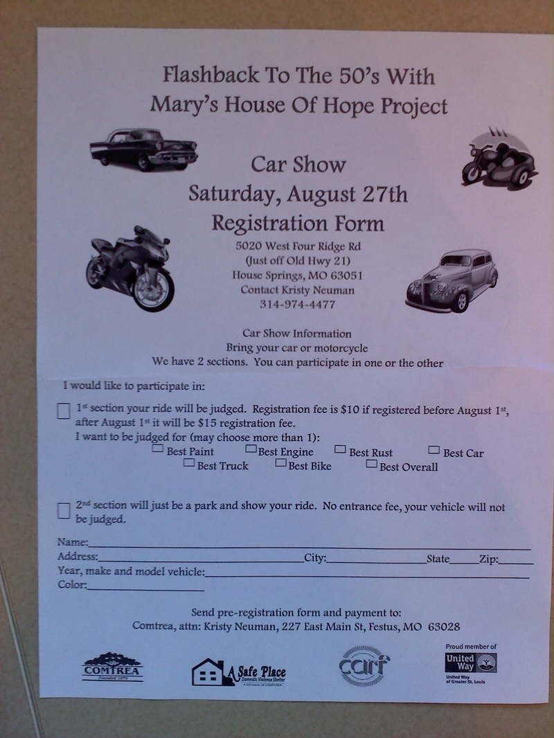 Mary s house of hope project