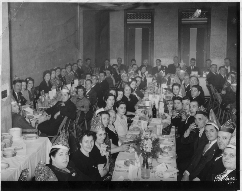 1940s NY New Years