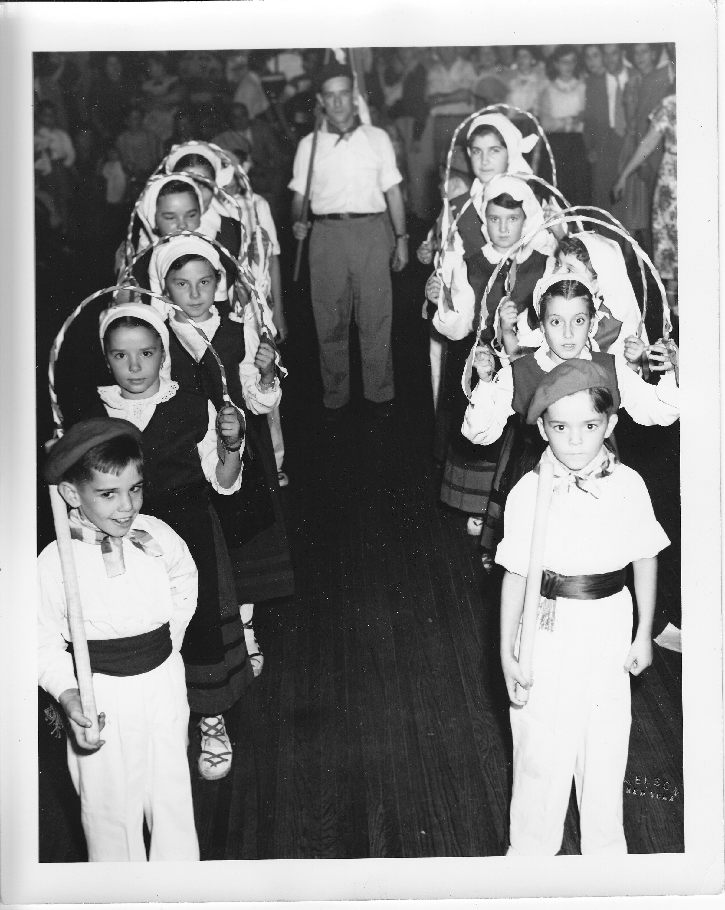 1951_52 children dancers 1