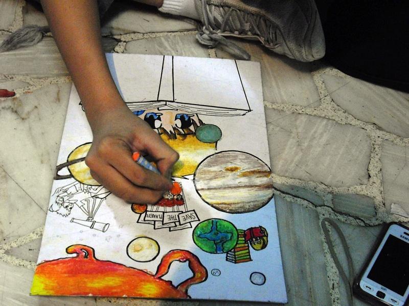 Poster Making