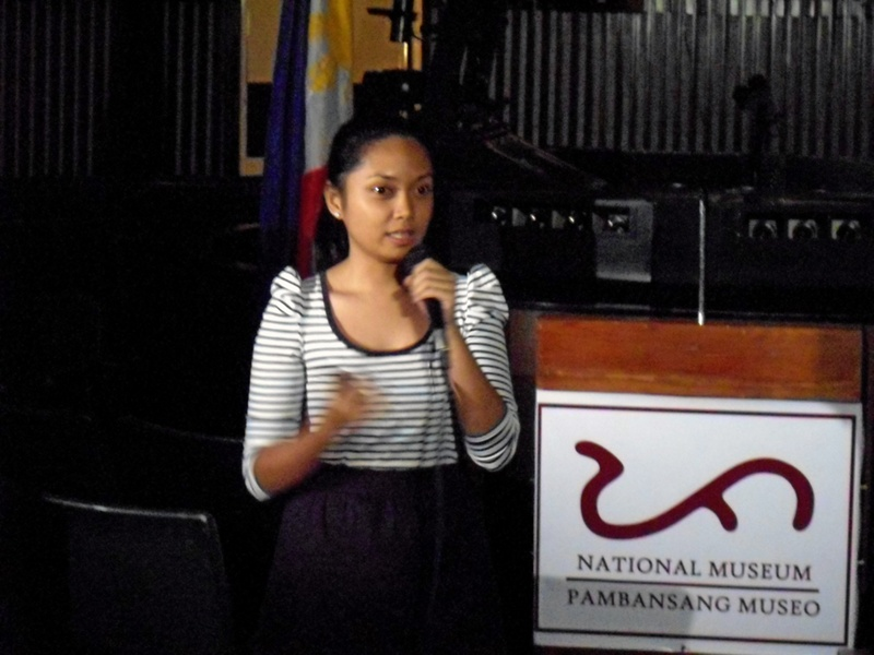Erika Valdueza, discuss the 'Planetary Geology: Origin, Formation and Evolution of Planetary System'