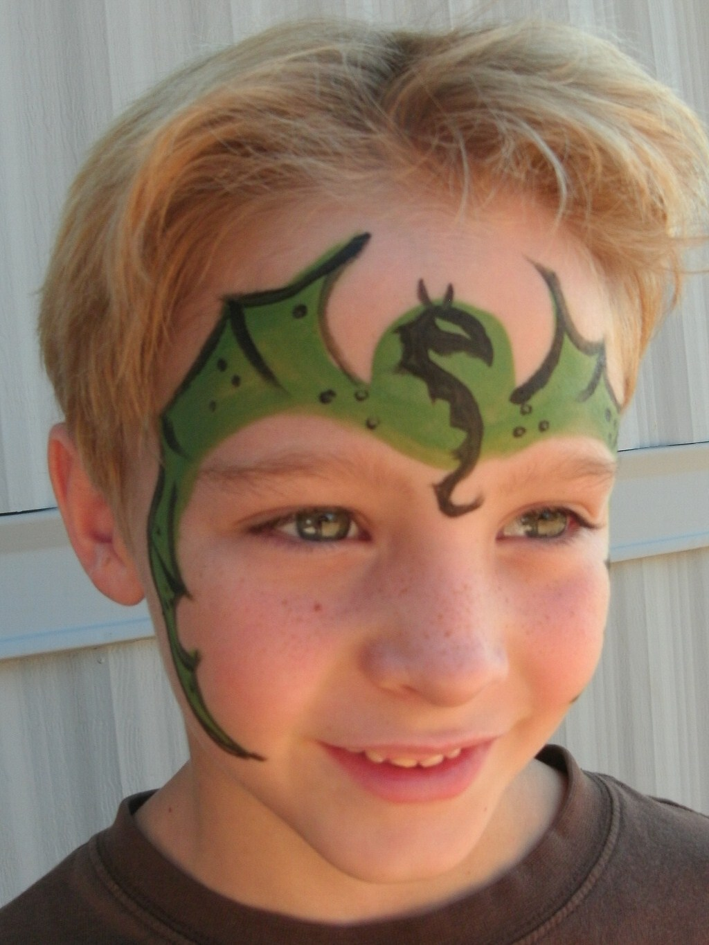 Face painting face painting princess parties more for Painting ideas for boys