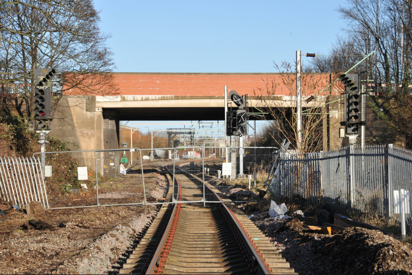 Wallows Lane Bridge