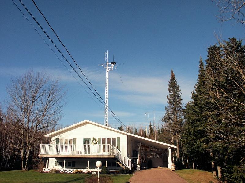 VE9BGC Antennas