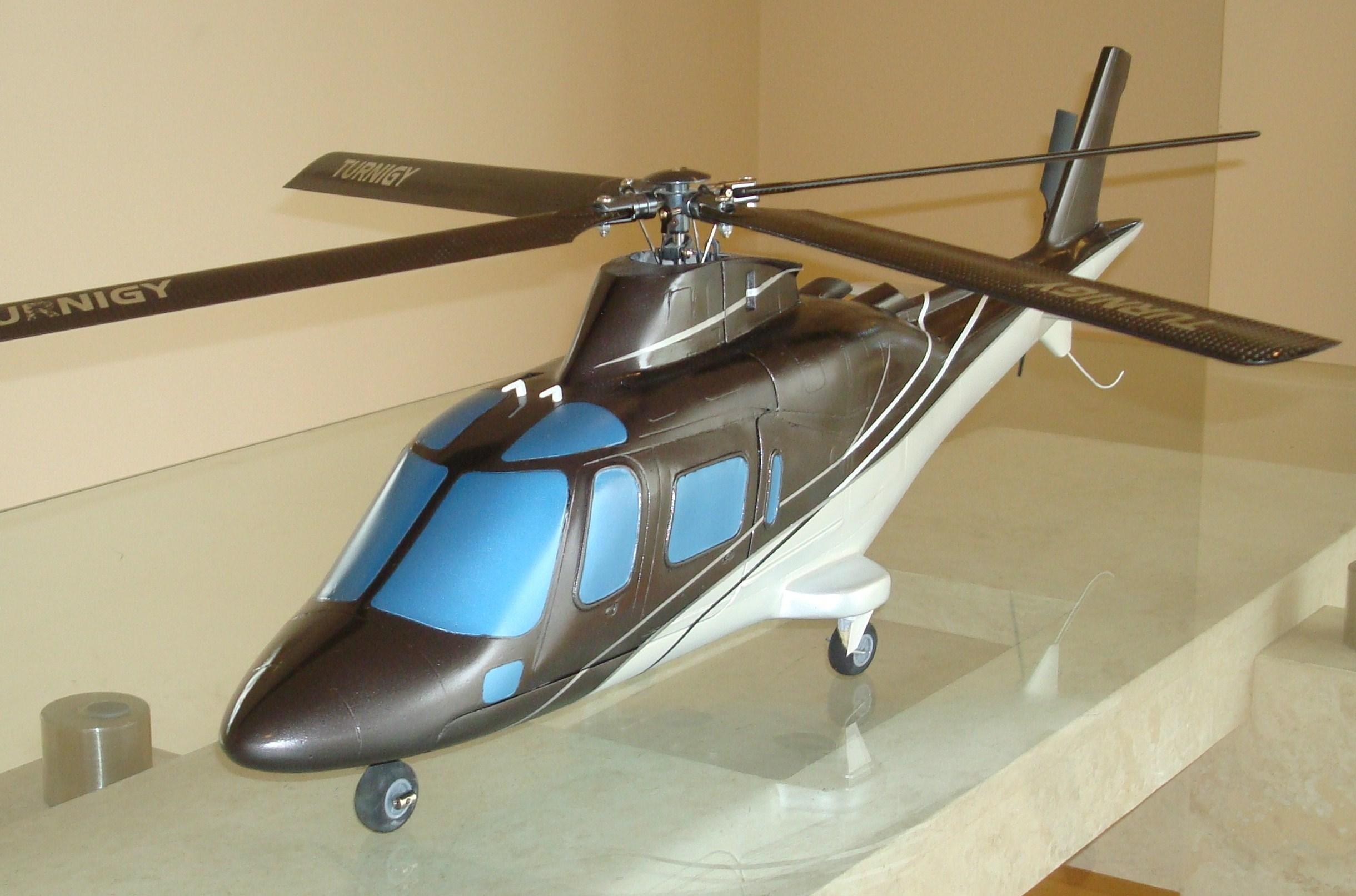 AGUSTA 109 for T-REX -450