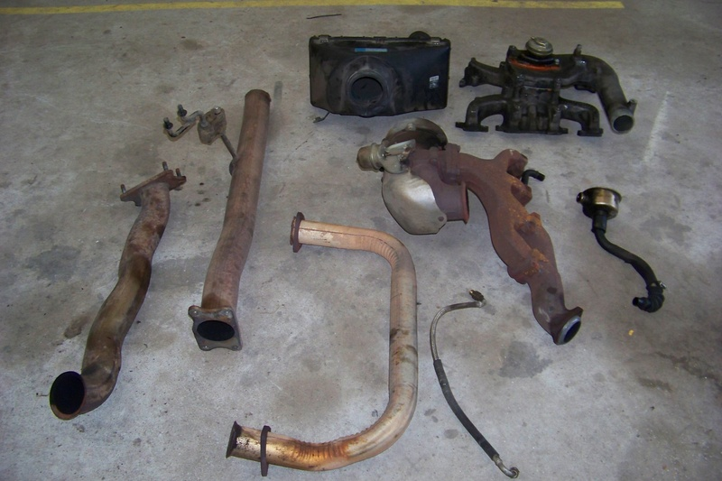 complete 6 5l turbo system