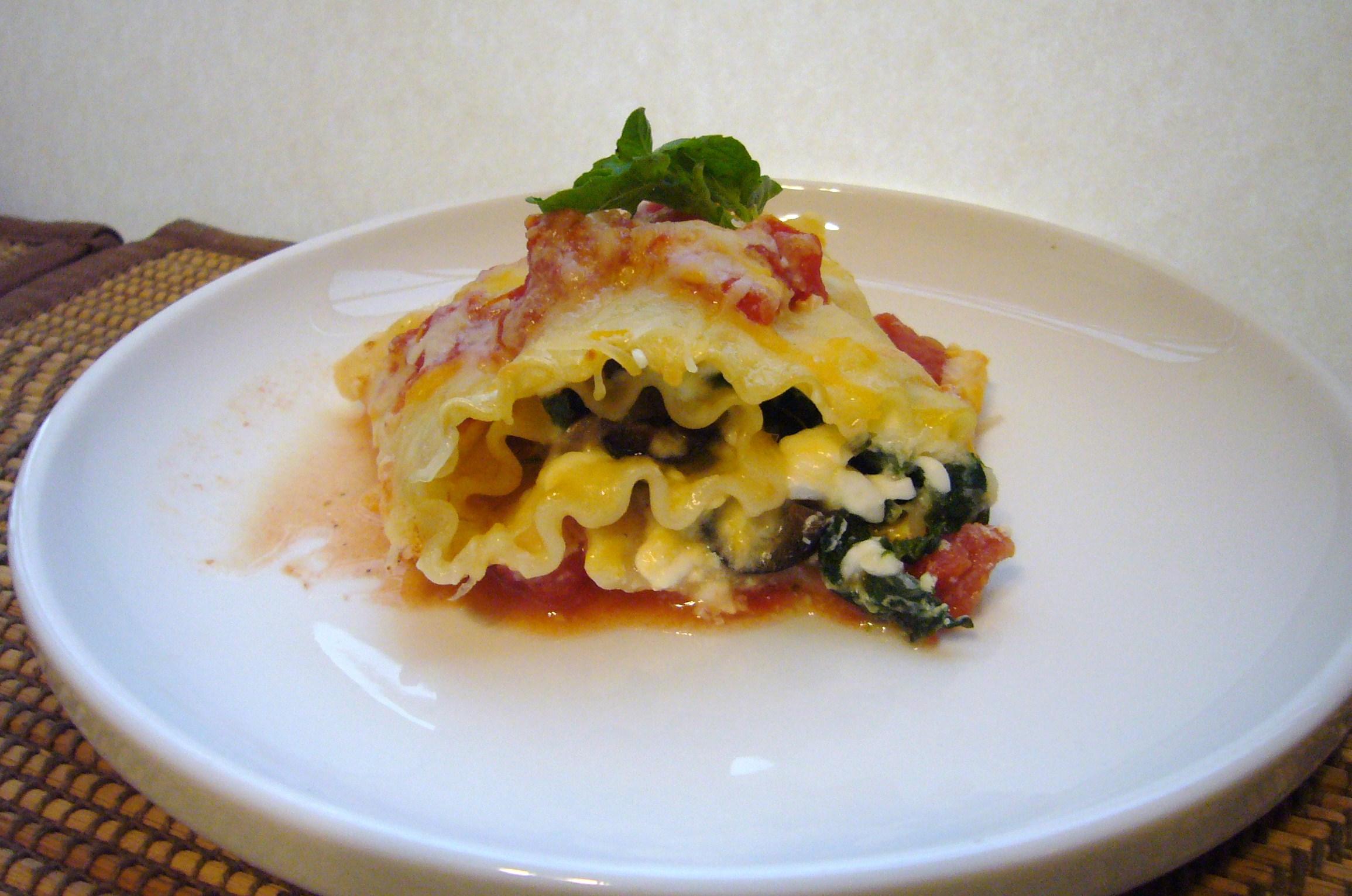 Pasta Roll up