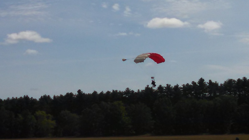 Skydive Pepperill