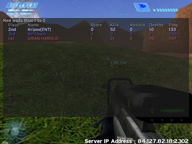 Kripse[ENT] vsGRAN HAROLD (server[ENT])