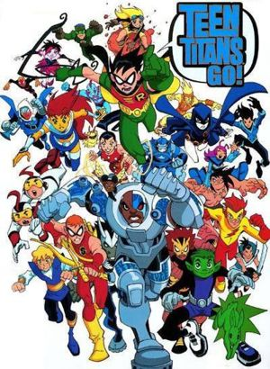 All The Teen Titans 85